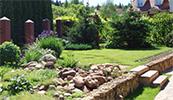 Изображение к статье - Ландшафтный дизайн двора
