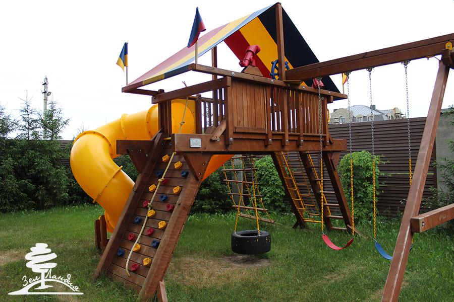 Строительство своими руками детские площадки