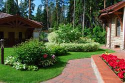 ландшафтный дизайн - озеленение
