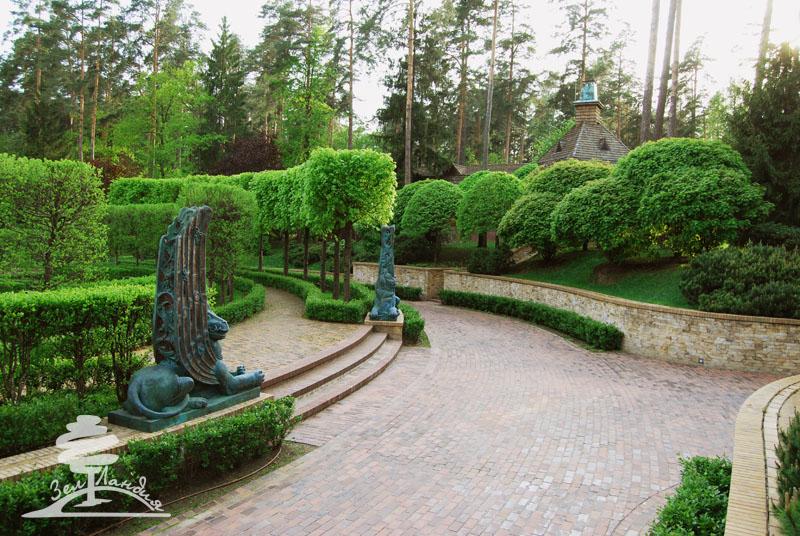 Уход за садом и защита растений